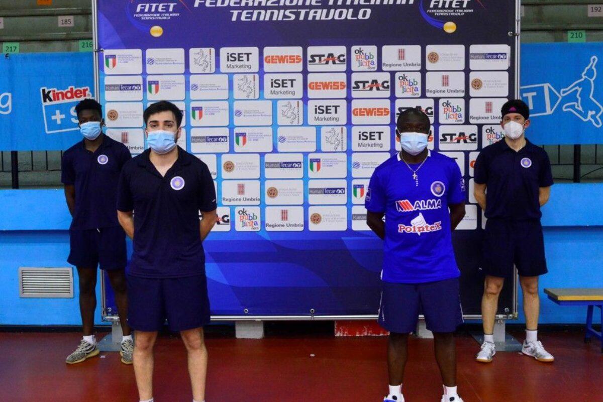 Tennis Tavolo: la Coppa Italia del Circolo Prato 2010