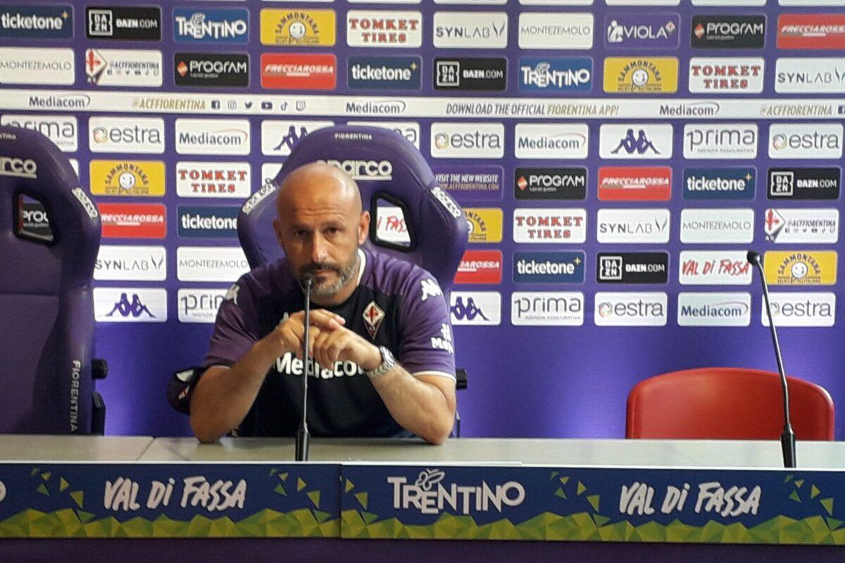 CALCIO La Conferenza Stampa del post amichevole di Vincenzo Italiano