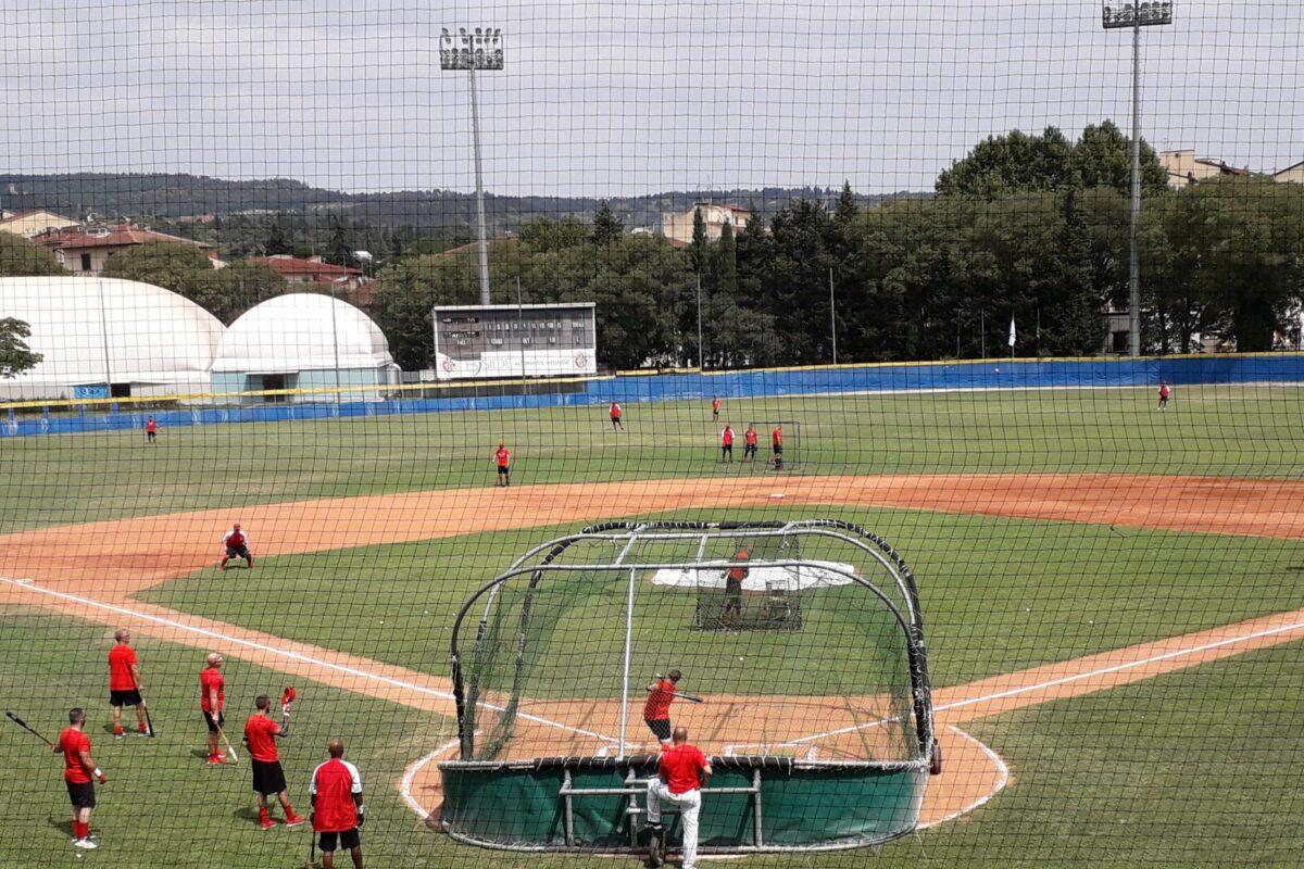 """Baseball: Al """"Pier Paolo Vita Baseball Stadium"""" il derbissimo toscano Fiorentina Baseball-BBC Ecopolis Grosseto finisce in…"""