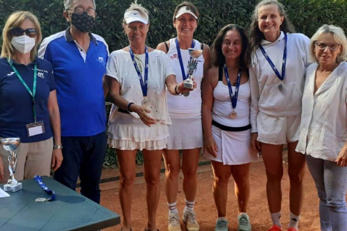 Tennis: il week end del CT Firenze