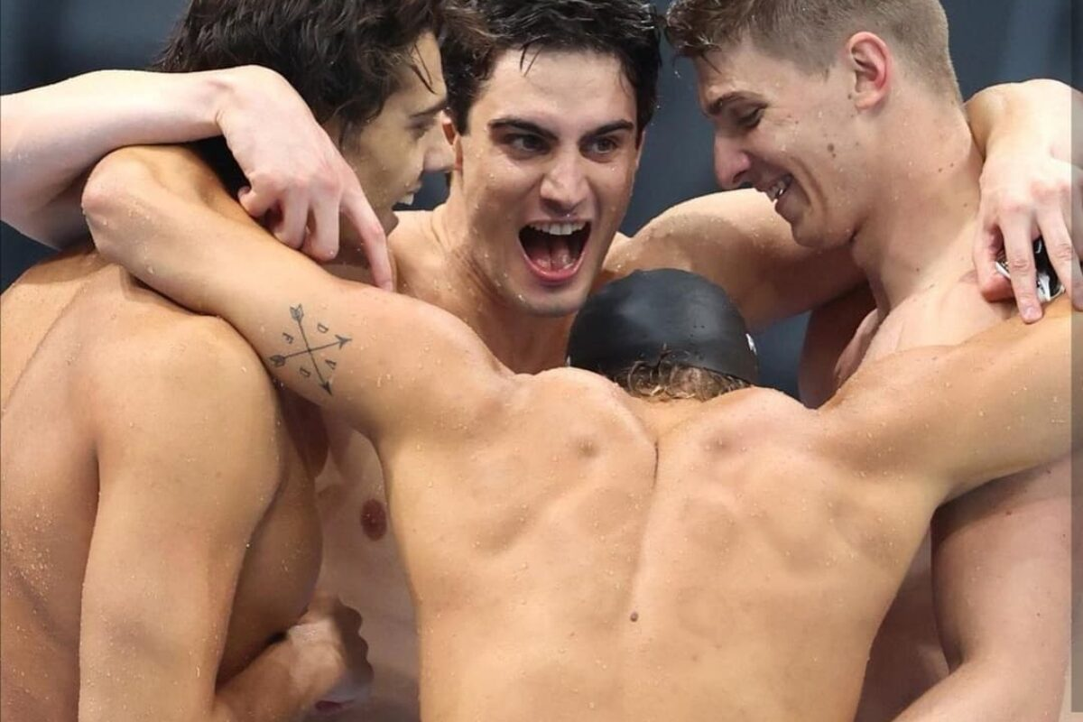 Olimpiadi: altre 4 medaglie: 3 Argento ed 1 Bronzo: dal Fioretto di Garozzo; dal nuoto: la…