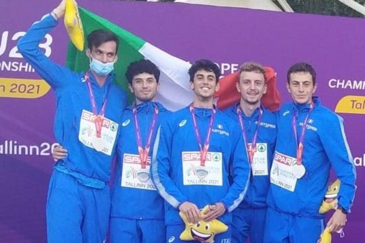 Europei Under 23: il conto si aggiorna, sono 13 le medaglie azzurre: è record!