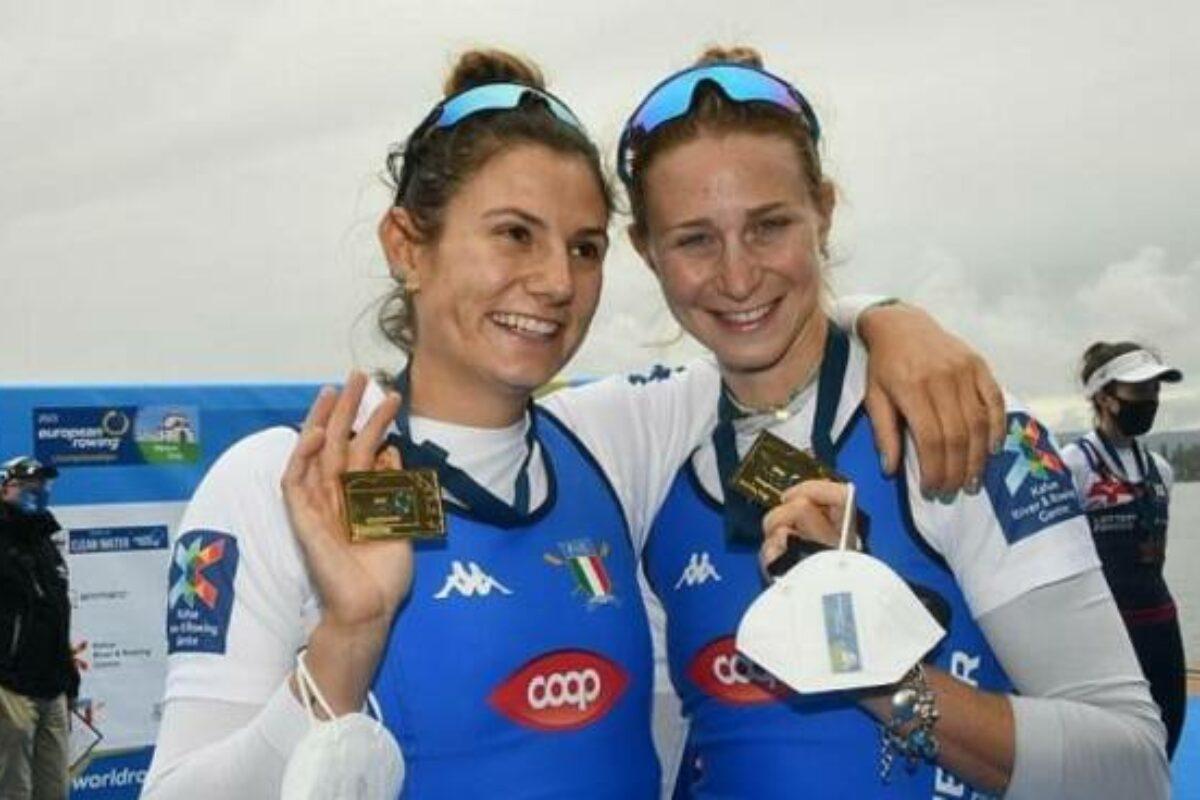 La prima, storica, medaglia (d'oro) olimpica del canottaggio al femminile