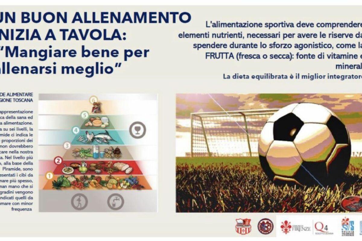 """Rondinella Marzocco, """"Mangiare bene per allenarsi meglio"""" la maggior attenzione verso gli atleti"""