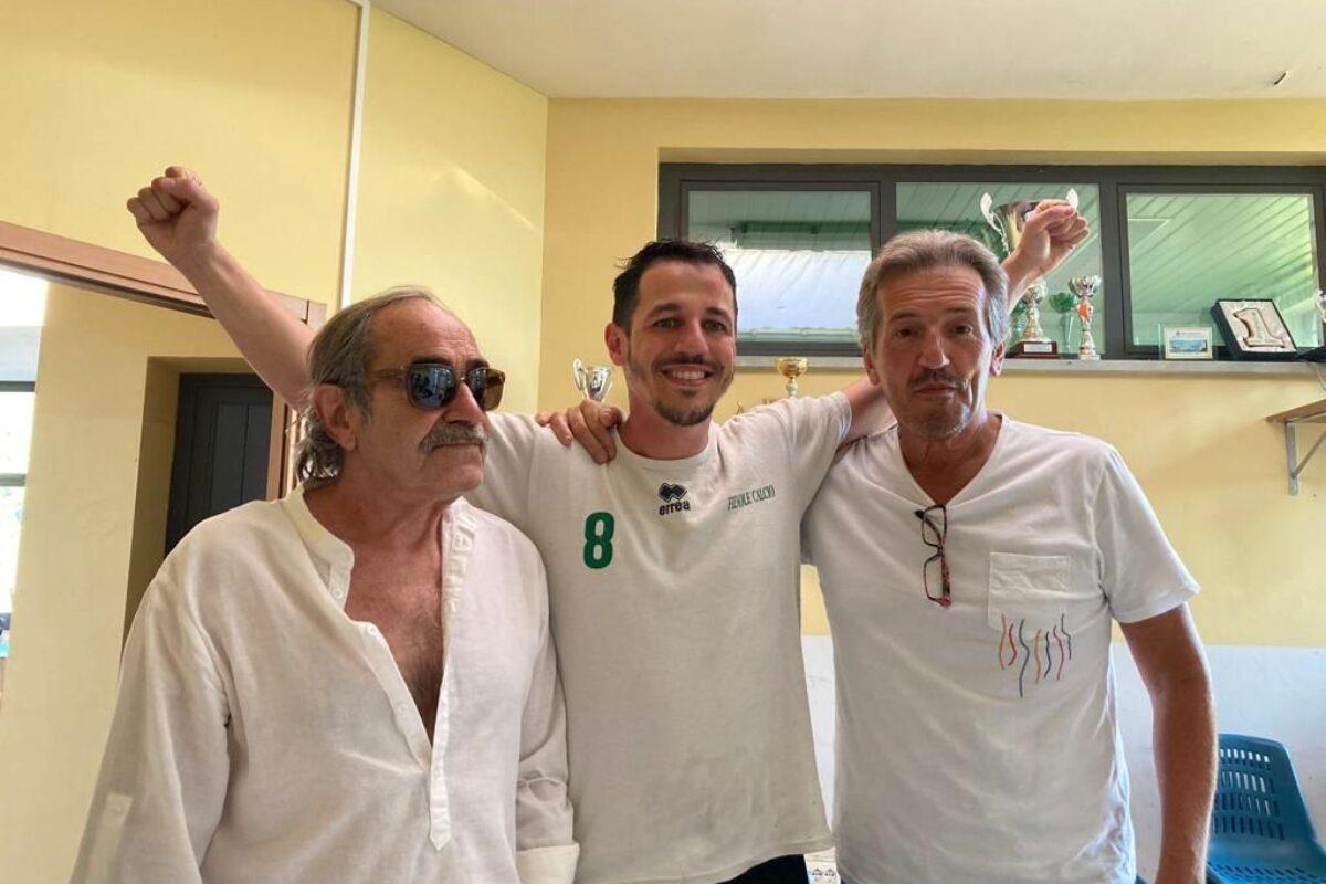 Fiesole Calcio, sono arrivate cinque firme in Prima Squadra: Martongelli, Vecchi, Fantechi, Mucilli e Renai