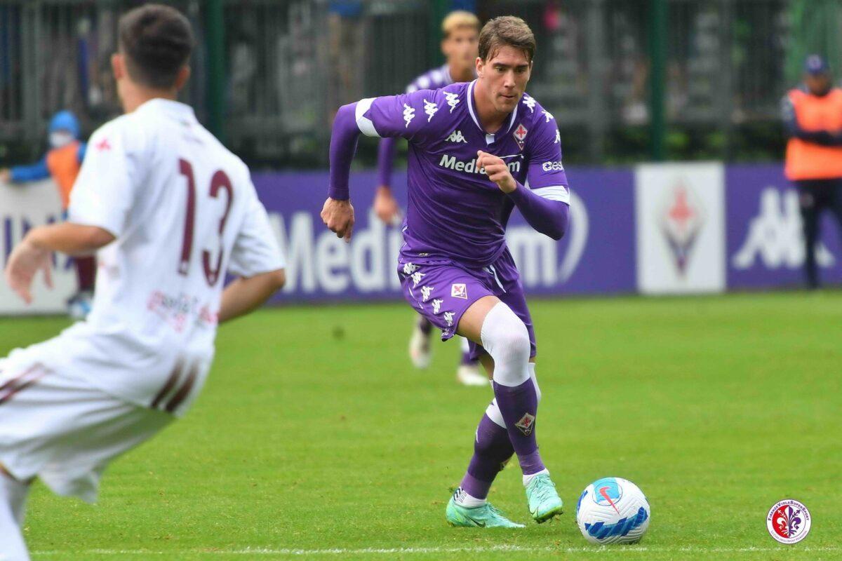 Ritiro A.C.F. Fiorentina a Moena. Le foto