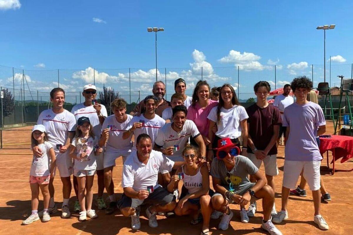 Tennis: Bravo CT Firenze !!!