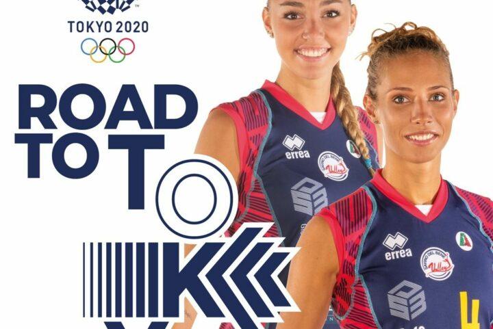 VOLLEY FEMMINILE- Quattro atlete della Savino Del Bene Scandicci impegnate alle Olimpiadi