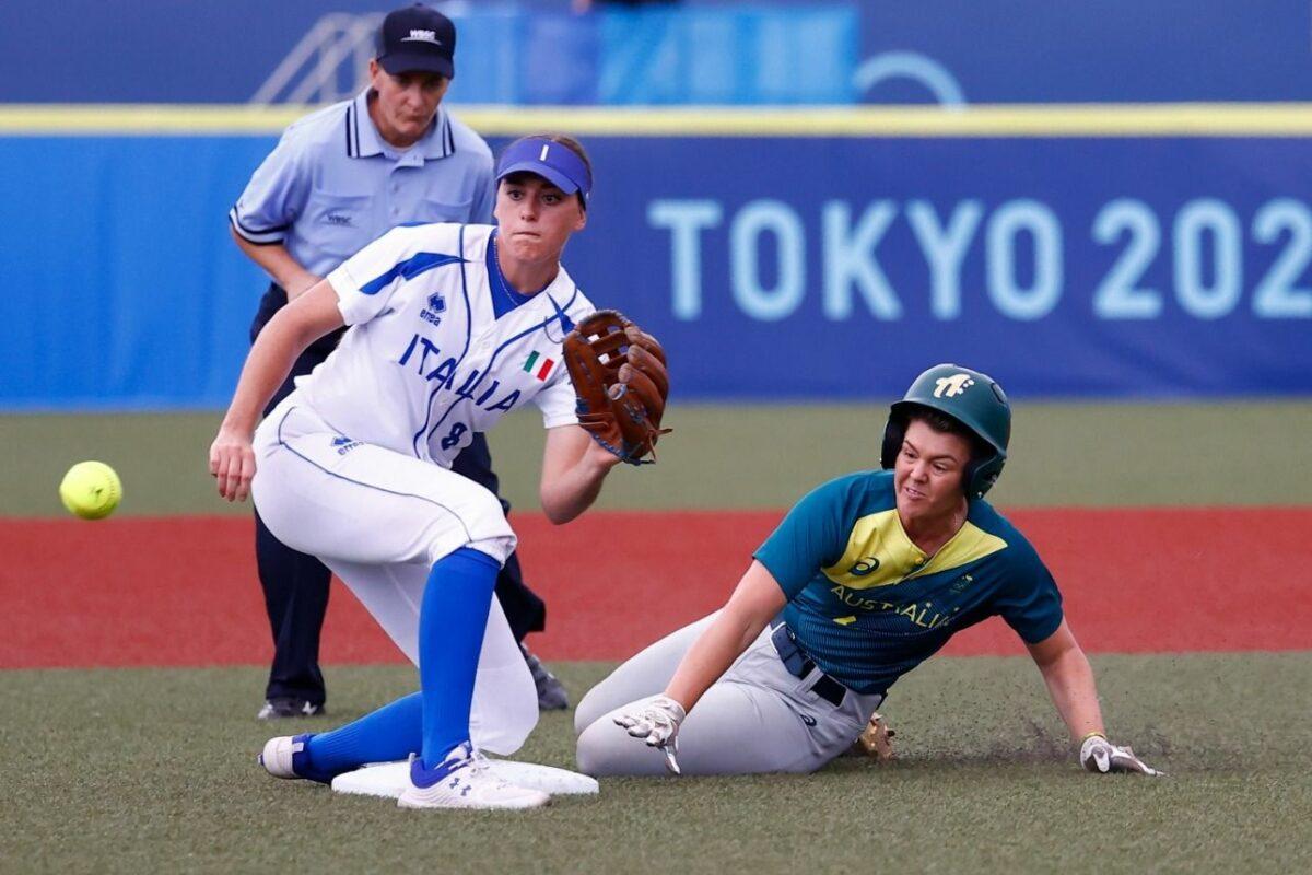 """Softball: a Tokio le azzurre superate dall'Australia 1-0; Gli Under 15 azzurri iniziano l'Europeo  """"sommergendo"""" la Slovacchia 21-1 e l'Austria 15-1"""