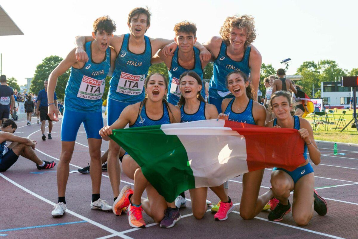 Arrivano 8 medaglie dagli Europei Under 20. Boninti argento.