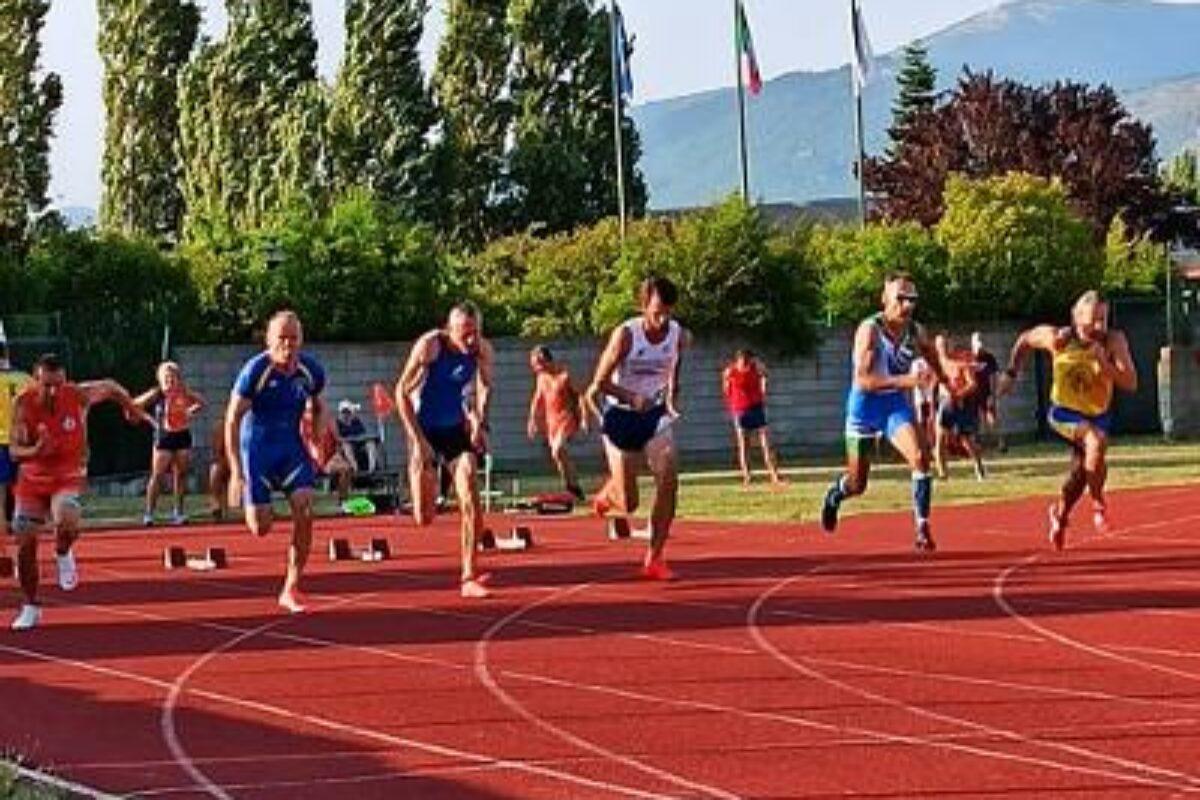 """Atletica leggera I Risultati delle gare """"Master"""" di Campi Bisenzio"""