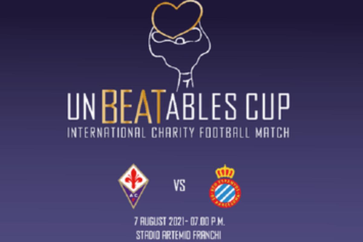 CALCIO- Presentata l'UnBEATables Cup alla presenza dei dirigenti di Espanyol e Fiorentina.