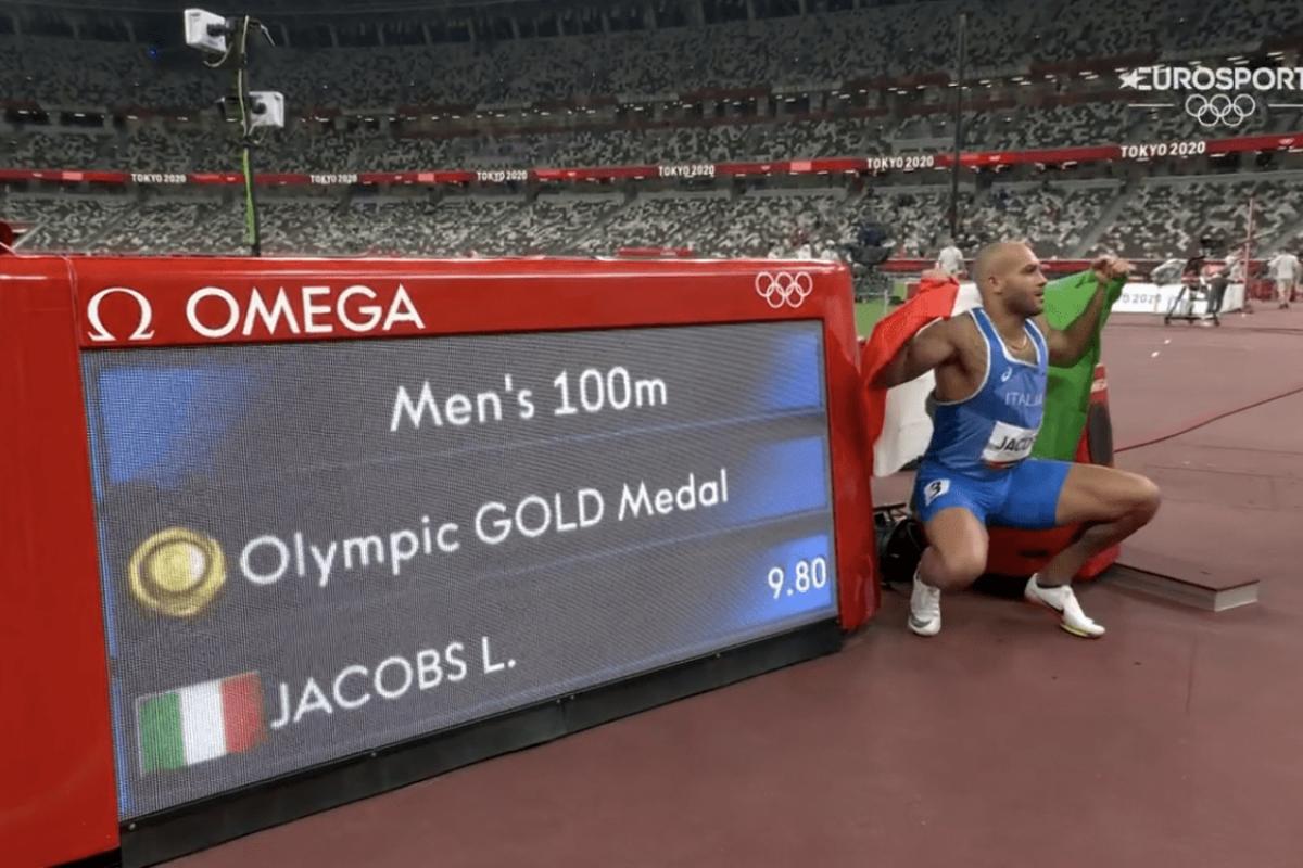 Anche Jacobs è oro! Stratosferica l'Italia dell'atletica ai Giochi