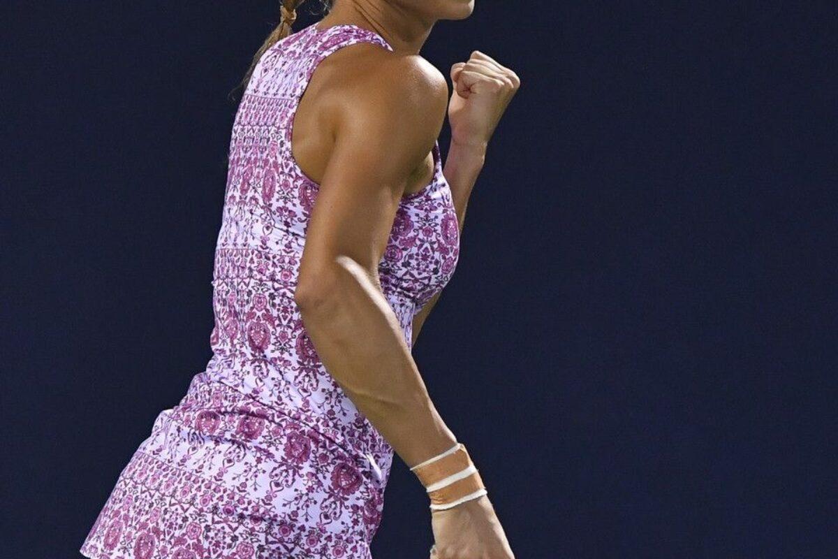 TENNIS-Masters Montreal: Camila Giorgi trionfa a Montreal! L'azzurra stende Pliskova in finale