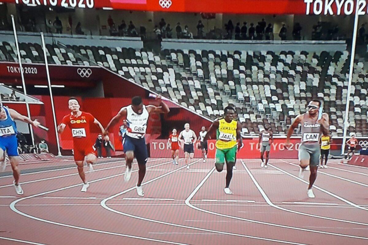 """Olimpiadi Tokio 2020/21 """"Live"""" Super Diario Casa Italia """" Che Venerdi 6 Agosto da 3 ORI … !!: LA 4 X 100 PRIMAAAAAAAAAAAA  SIAMO GRANDISSIMI 10° ORO !!!!!SI APRIVA CON L'8° ORO ANTONELLA PALMISANO ORO NELLA 20 KM MARCIA !!! 36 MEDAGLIA EGUAGLIATA ROMA !! POI LUIGI BUSA' DAL KARATE' CI PORTA LA 37° D'ORO  QUELLA DEL RECORD ASSOLUTO POI LA """"MITICA"""" 4 x 100 in cima al tetto dell'Olimpiade in 37.50. E' la 38° medaglia ..la 10° d'ORO !!"""