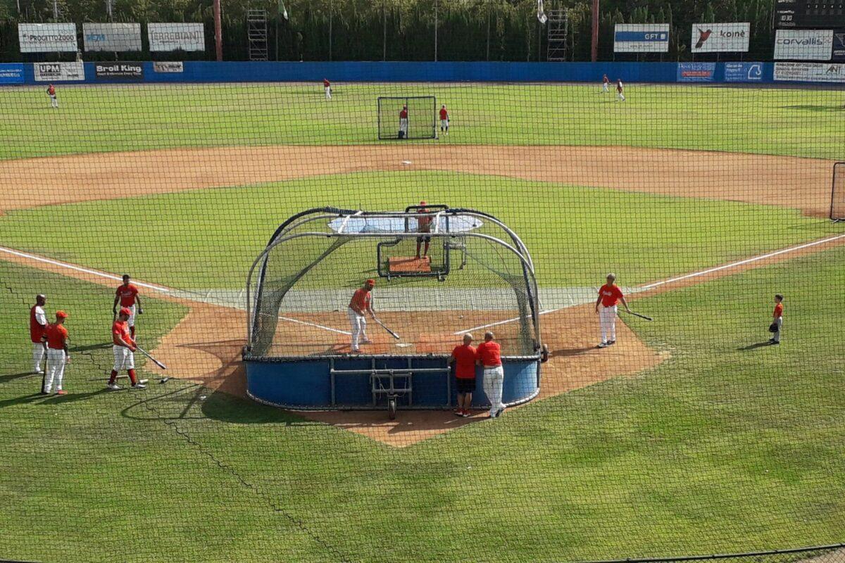 Baseball: il Diamante