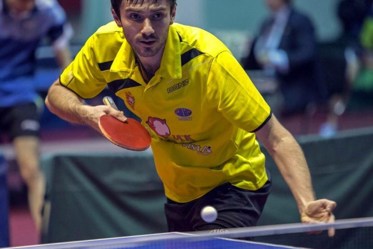 Tennis Tavolo: IL Cirolo Prato 2010 si rinforza: ecco il russo Merzlikin Taros