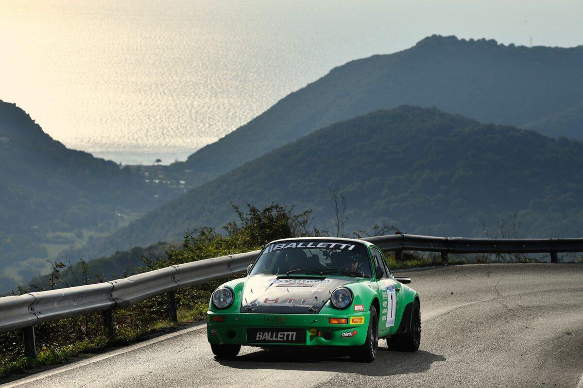 Rallye: All'Elba è tutto pronto per il 33° Elba-Storico