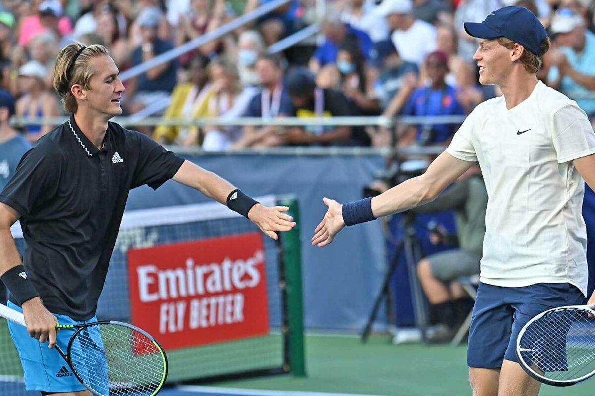 TENNIS-ATP Washington: Sinner fa sorridere Korda, è semifinale nel doppio ed in singolare. A Cordenons