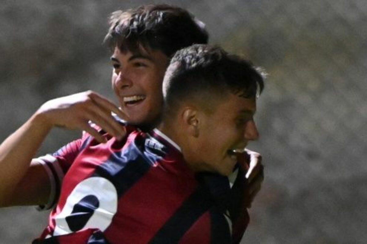 """Calcio: 53° Torneo """"Città di Vignola"""": Rovescio viola: il Bologna va in finale smazzando il poker alla Fiorentina 4-0"""