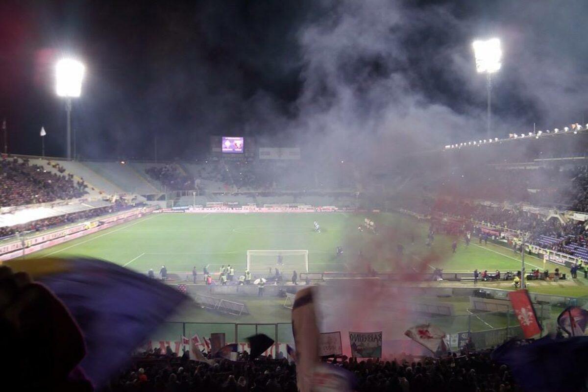 Calcio: il CTS da il via libera all'aumento al 75% della capienza degli stadi: Per Fiorentina Napoli 33.000 spettatori