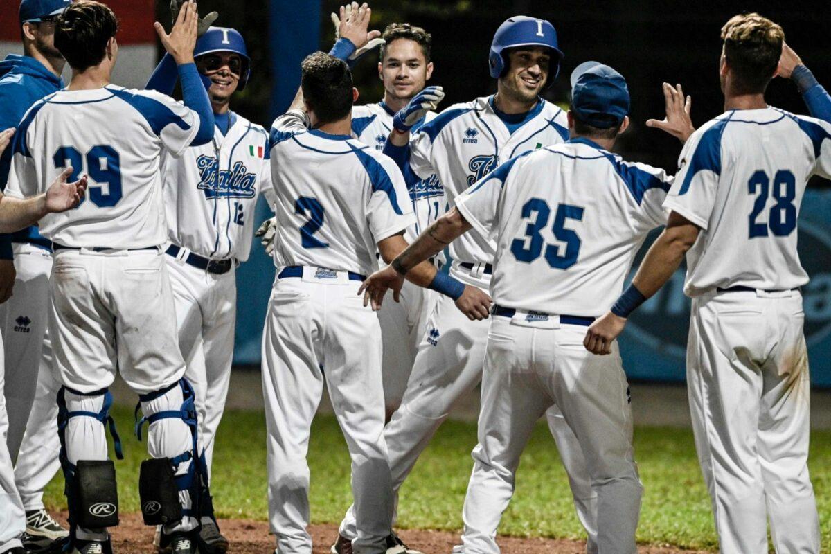 """Baseball & Softball : il Diamante edizione """"large"""". Tutto su gli Europei piemontesi"""