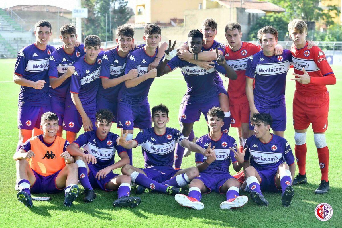 Calcio: Campionato Nazionale Under 18 – A.C.F. FIORENTINA VS LAZIO 3 : 1. Le foto della partita: