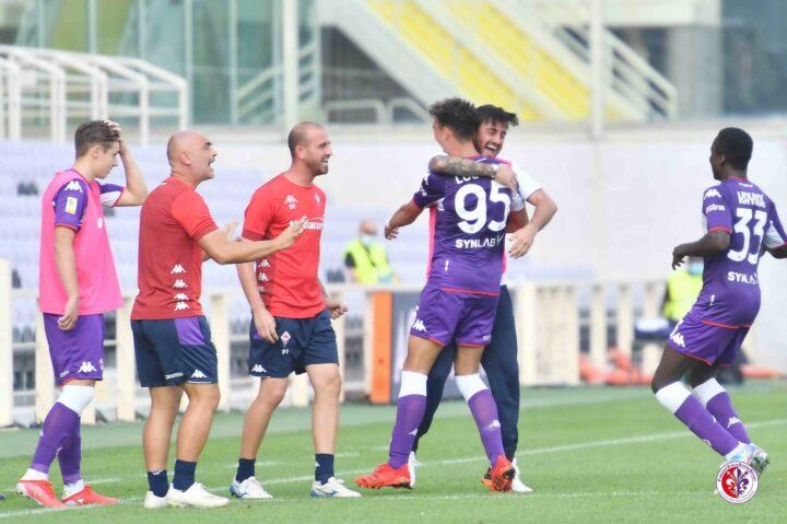 Calcio: Campionato Primavera 1 – A.C.F. FIORENTINA VS SASSUOLO 1 : 0. Le foto della partita: