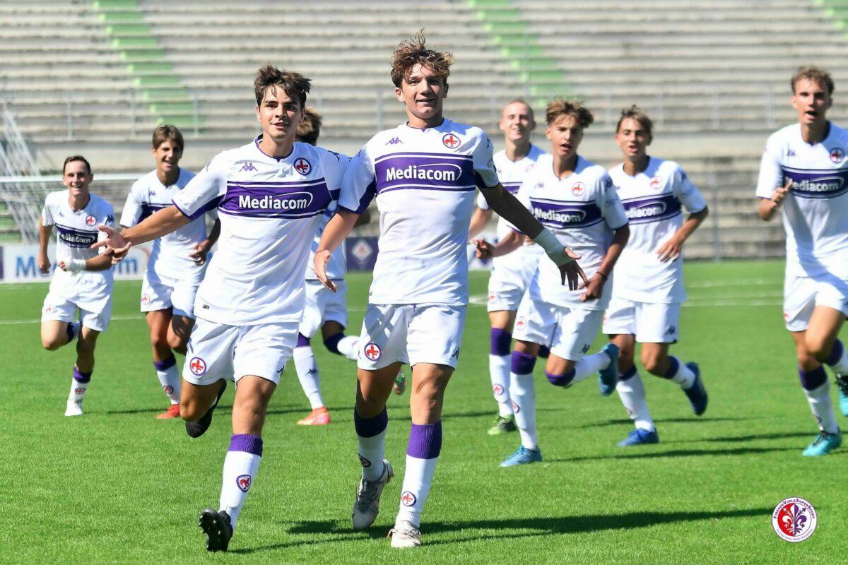 Calcio: Campionato Nazionale Under 17 – A.C.F. FIORENTINA VS TORINO 5 : 0. Le foto della partita: