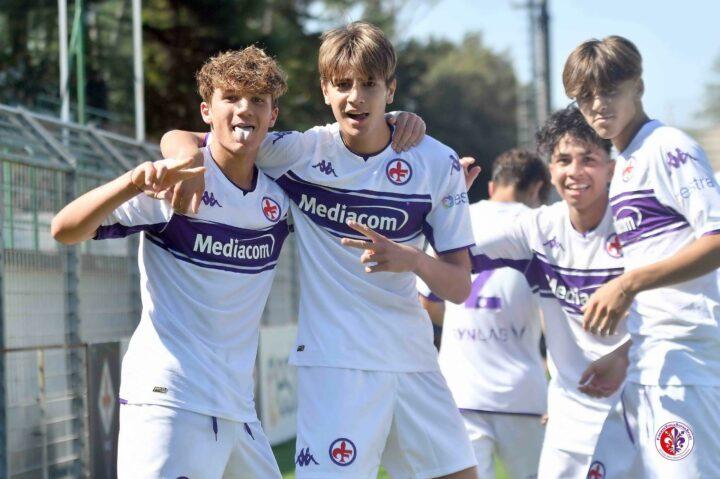 """Calcio: Iniziato il Campionato Under 17: la Fiorentina esordisce benissimo infliggendo la """"manita"""" al Torino: 5-0"""