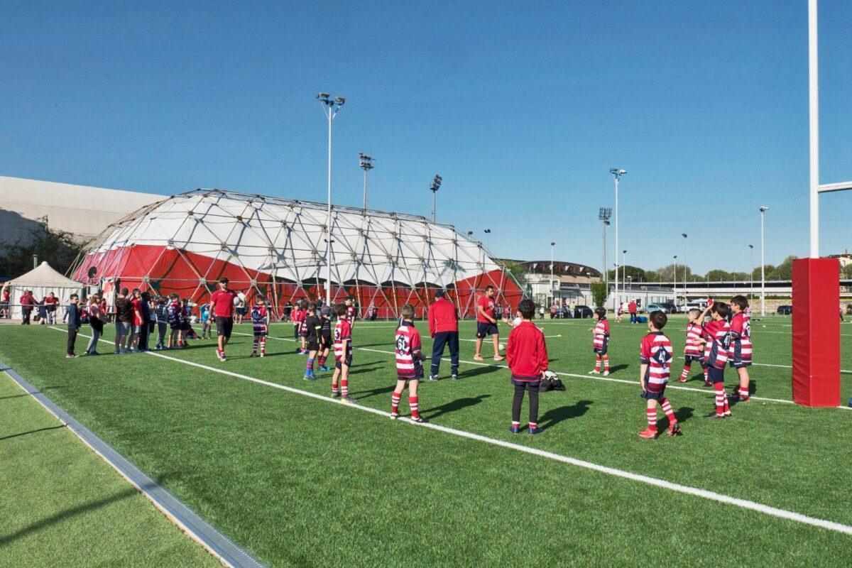 RUGBY- Firenze Rugby 1931, riparte il settore giovanile con una nuova scuola rugby a Gavinana