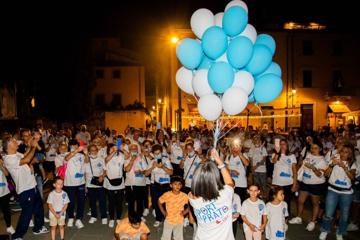 """Grande partecipazione per la """"Vita al centro"""" a favore della LILT"""
