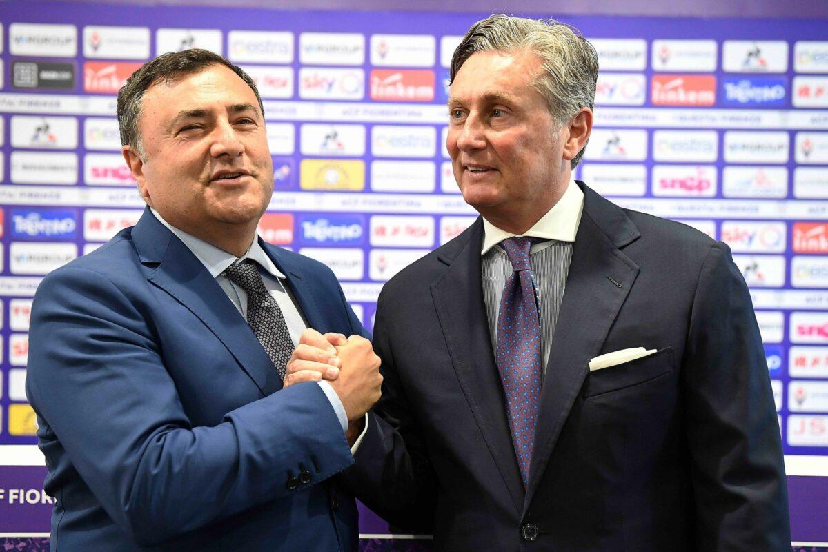 Calcio: appena iniziata Atalanta Fiorentina..Joe Barone su Vlahovic…(poi lui segna altri 2 gol..3 gare 3 gol..fo pe divvelo..!!)