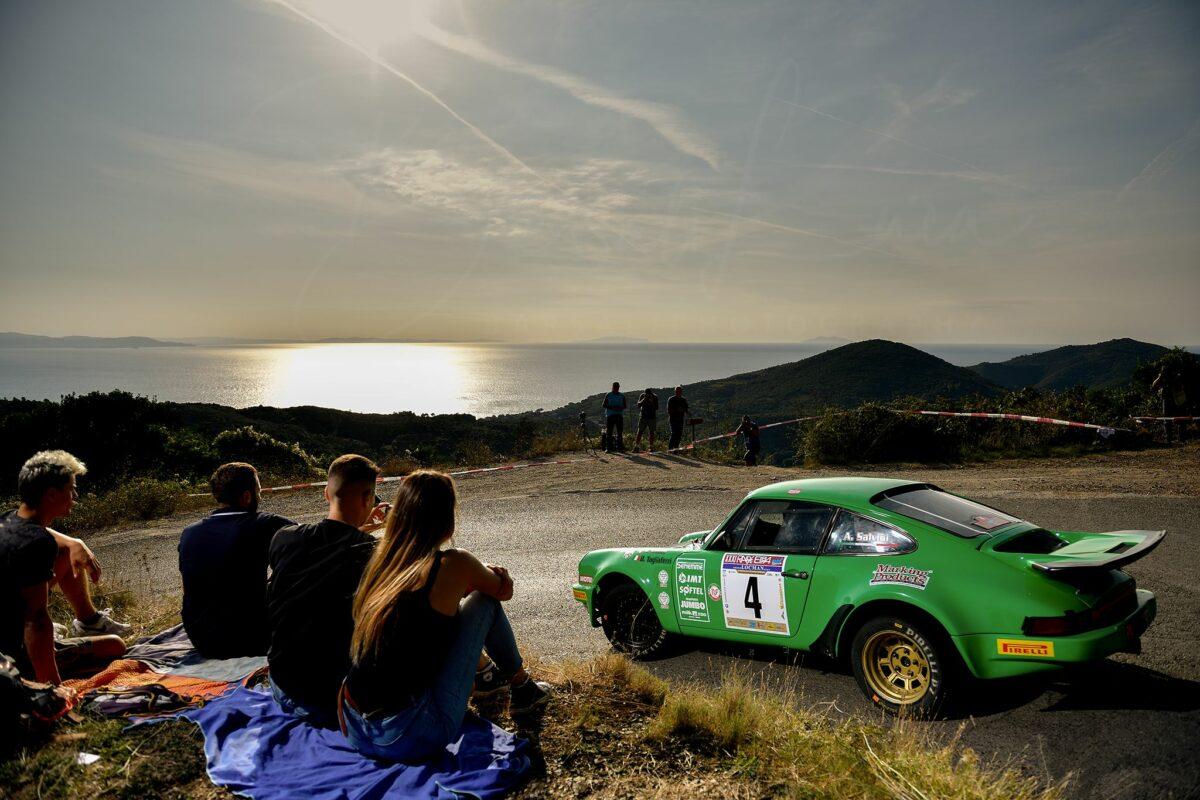"""Rallye: Domani parte la 33° edizione dello """"Storico Elba"""": Noi ci saremo ( siamo già qua'..)"""