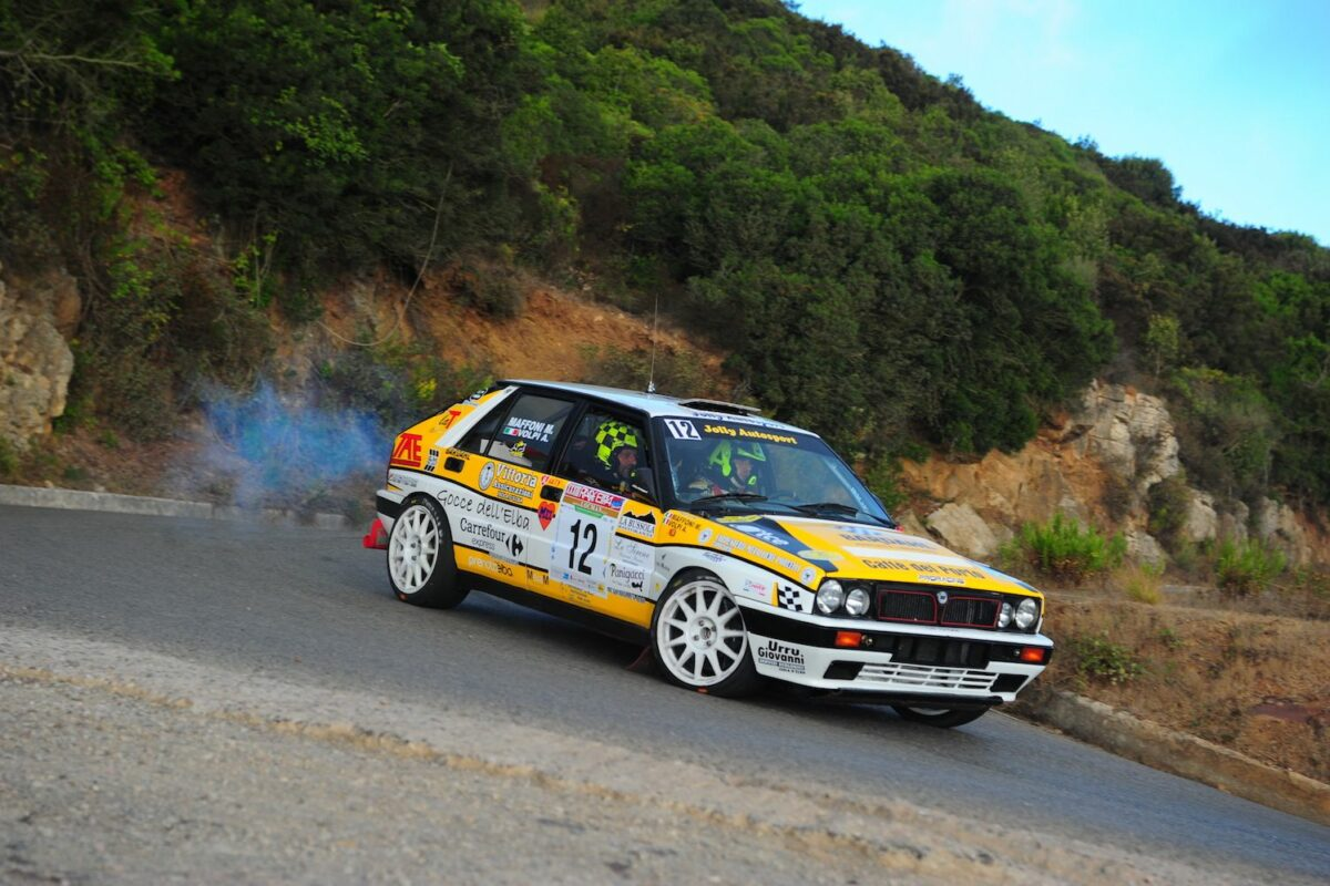 33° Rallye Storico Elba: GLI ELBANI  VOLPI MAFFIONI …A 3.7 SECONDI DAL CLAMOROSO TRIONFO