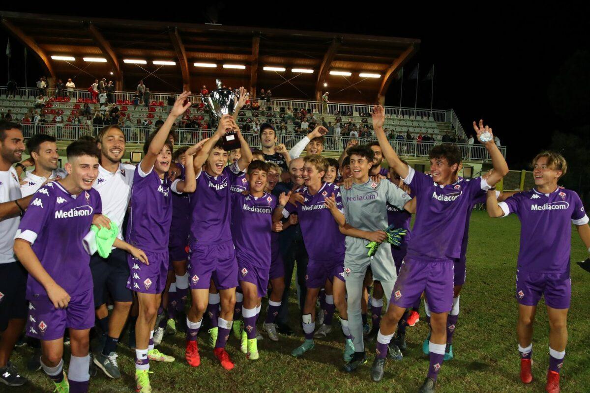 Calcio Giovanile: La Fiorentina Under 15 vince l'Italo Allodi /Goggioli alla Settignanese: Empoli battuto 1-0