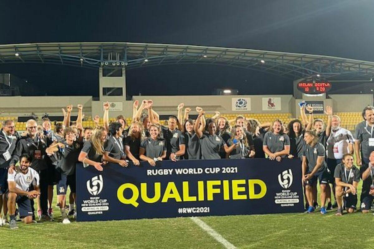 RUGBY FEMMINILE- L'Italdonne stacca il biglietto per la World Rugby Cup in Nuova Zelanda
