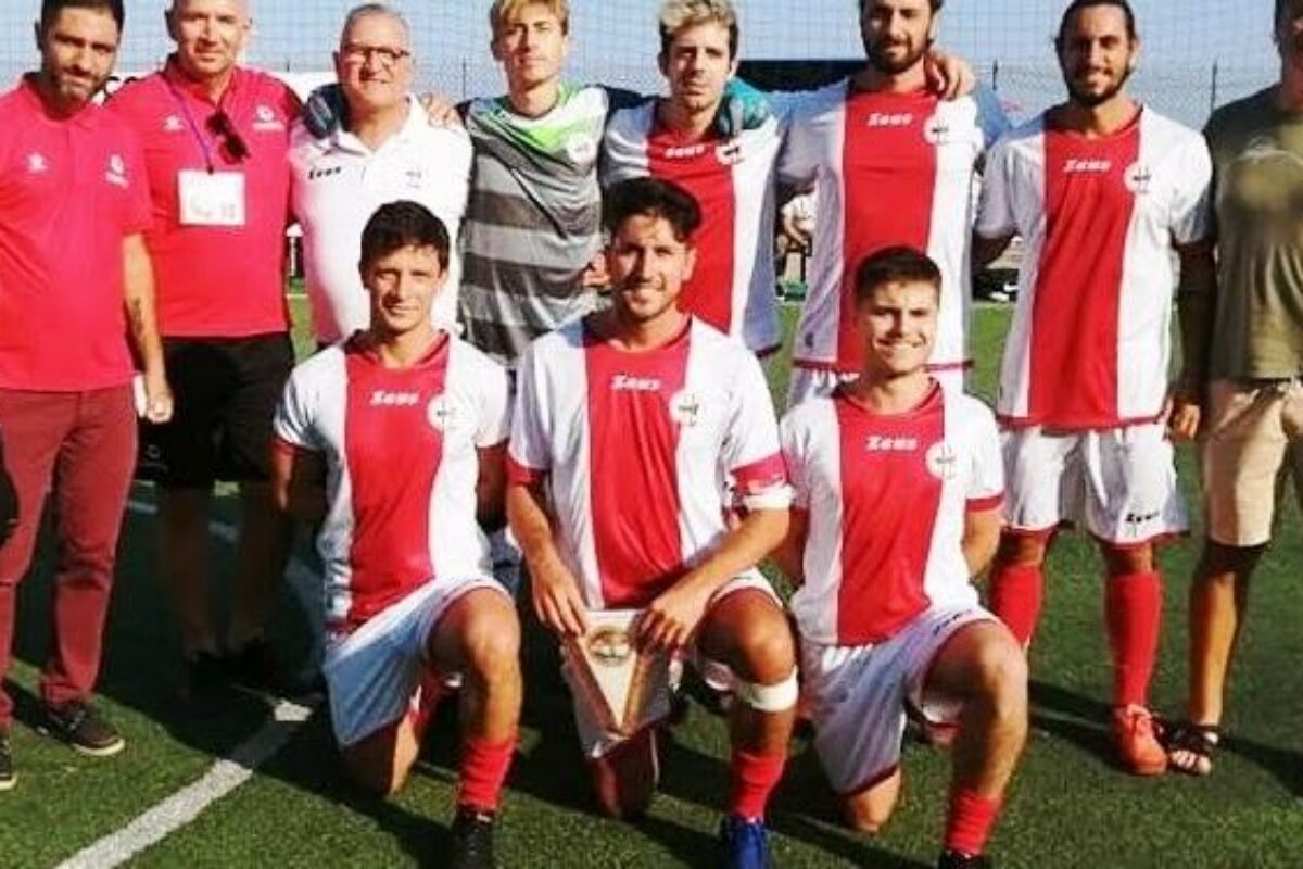Calcio a 5: Grande esordio a Sanremo della Nazionale di Calcio a 5 dell'Isola d'Elba