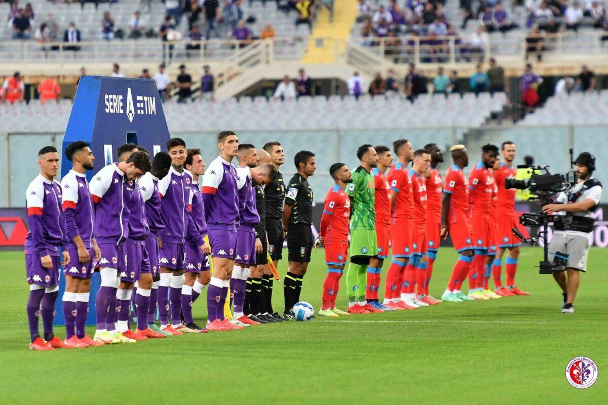 Fiorentina-Napoli (1-2). Le foto della partita