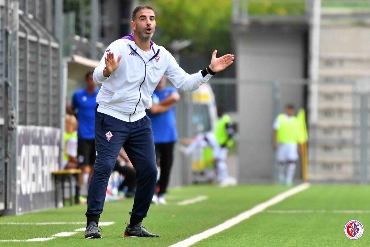 Calcio: Campionato Nazionale Under 18 – A.C.F. FIORENTINA VS SAMPDORIA 1 : 2. Le foto della partita:
