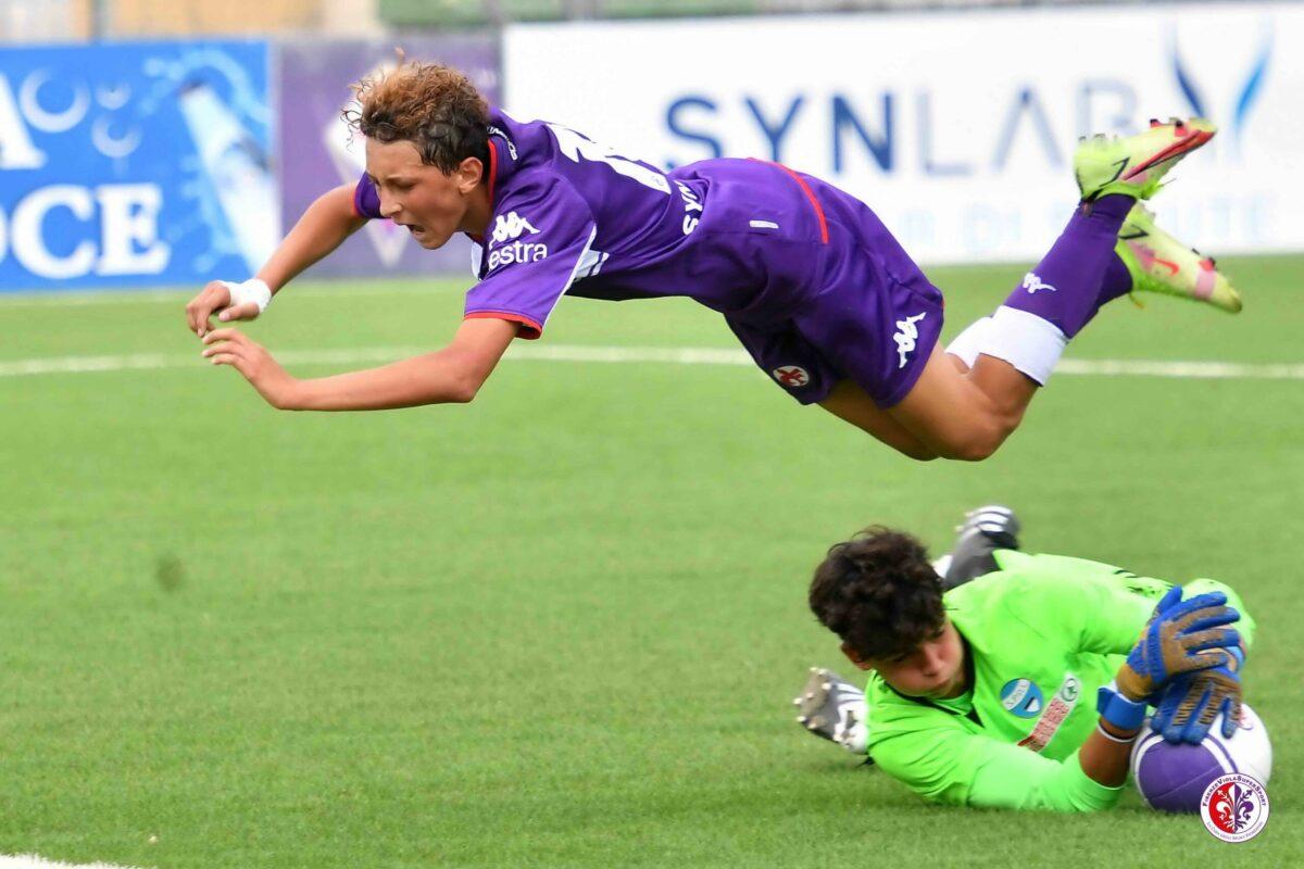 Calcio: Campionato Nazionale Under 16 – A.C.F. FIORENTINA VS SPAL 2 : 2. Le foto della partita:
