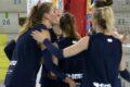 VOLLEY FEMMINILE- Vittoria per 3-1 della Savino Del Bene Scandicci, nell'allenamento congiunto con Il Bisonte