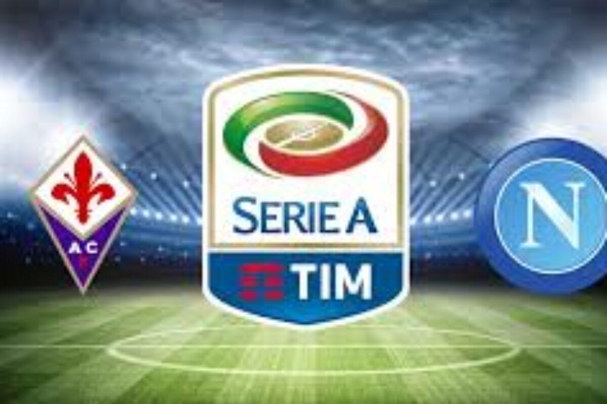 """<span class=""""hot"""">Live <i class=""""fa fa-bolt""""></i></span> CALCIO Campionato Serie A, 7a Giornata- Fiorentina-Napoli 1-2 ( 28'Martinez Quarta, 38'Lozano, 50'Rrhamani))"""