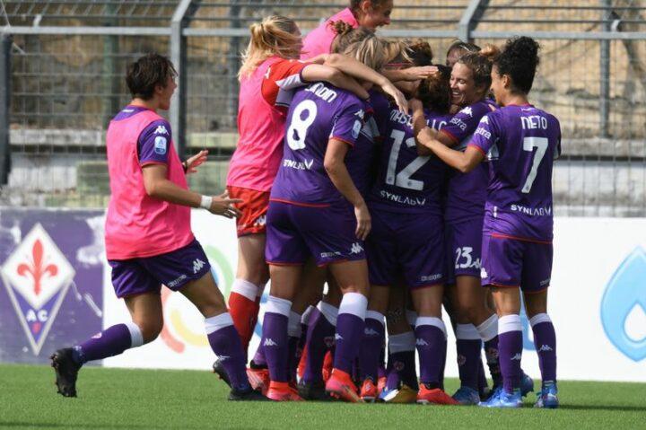 Calcio Serie A femminile: LA FIORENTINA