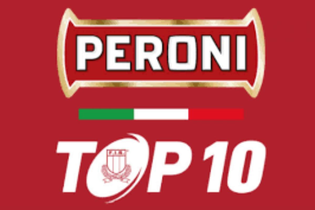 RUGBY- Peroni Top 10, i risultati della 2a Giornata