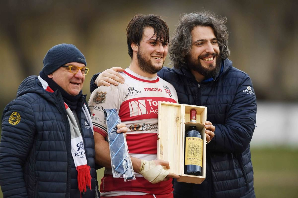 I MEDICEI VS FIAMME ORO RUGBY 51