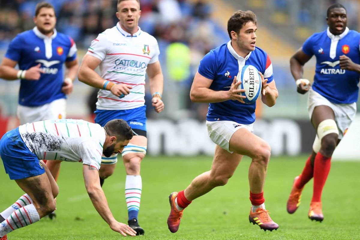 ITALIA VS FRANCIA 15