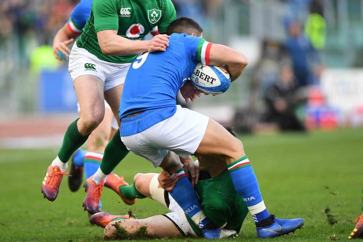 ITALIA VS IRLANDA 14