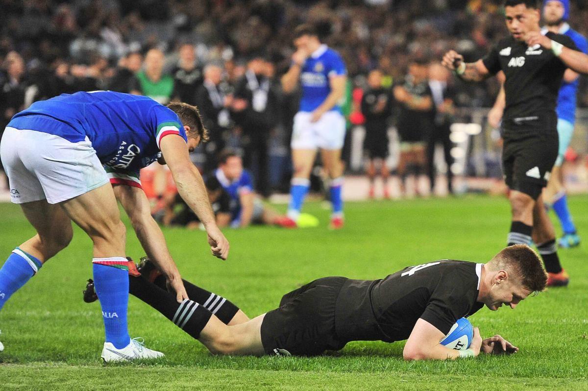 ITALIA VS NUOVA ZELANDA 67