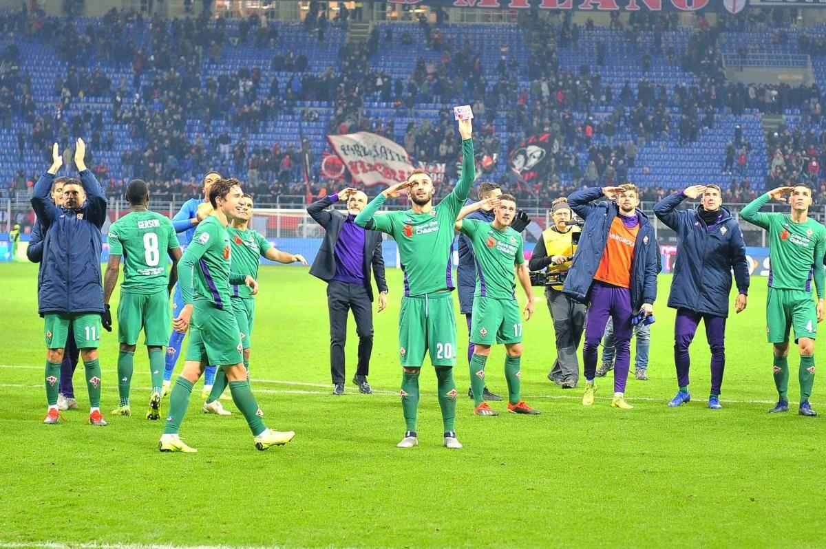 MILAN VS ACF FIORENTINA 27